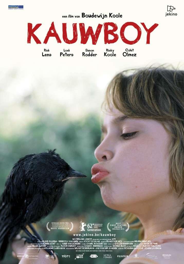 affichea4 Boudewijn Koole   Kauwboy (2012)