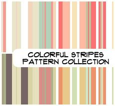 Colorful Stripe Patterns